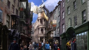 New Harry Potter World additions