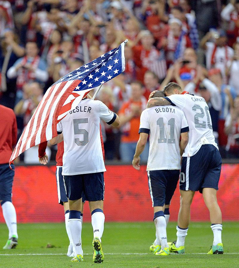 United States prepares for World Cup