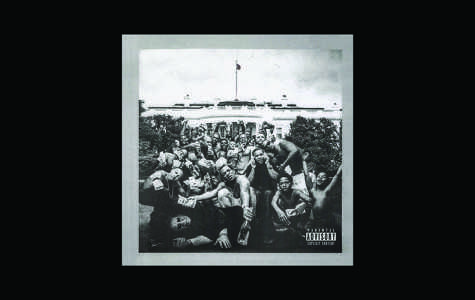 Kendrick sets fire to rap game