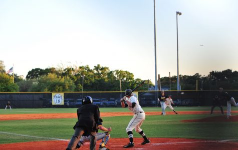 Baseball competes against Steinbrenner Warriors