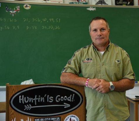 E-Board promotes school spirit