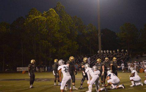 Varsity football knocks off Gaither