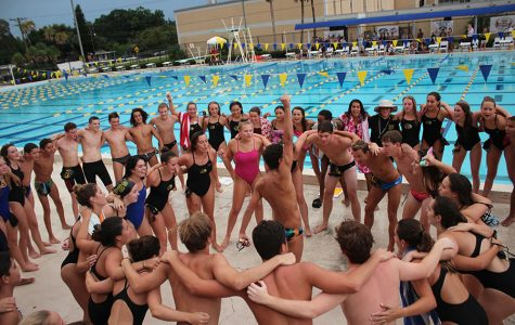 Photo Gallery: Boys, girls swim defeats Robinson