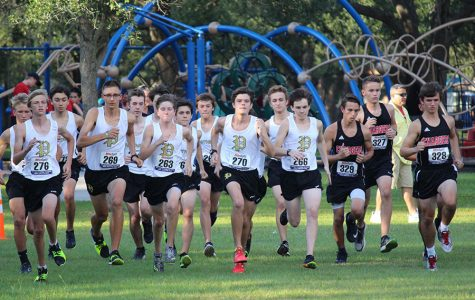 Cross country teams place at Oct. 11 meet