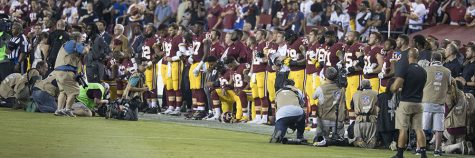 NFL protests go beyond the anthem
