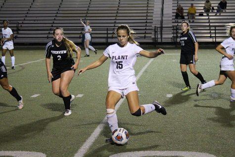 Girls soccer beats Riverview