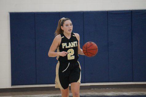 Girls varsity basketball beats AHN