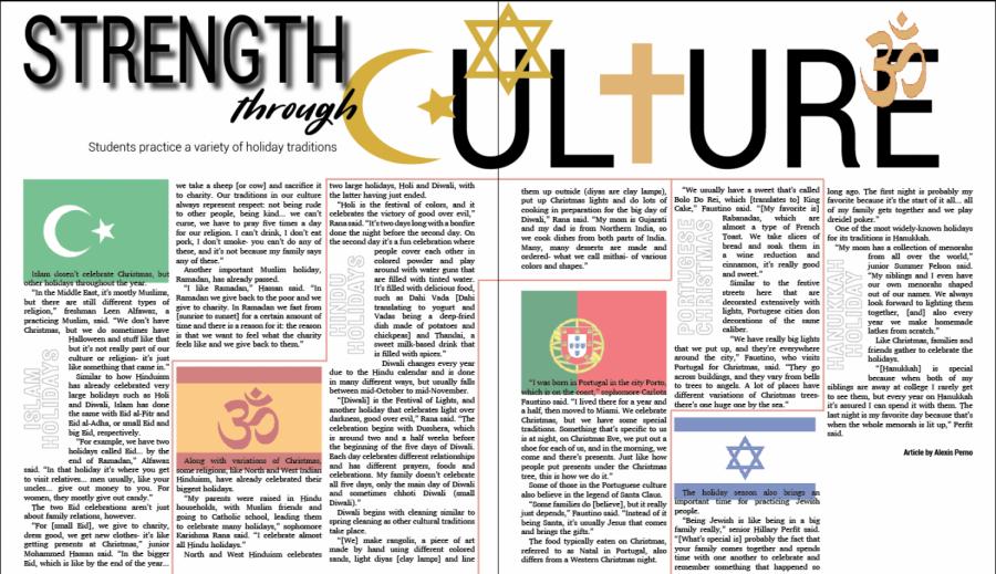 Strength through Culture