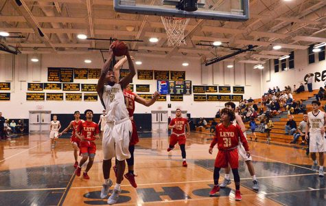 Varsity basketball defeats Leto