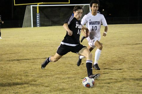 Varsity girls soccer ties with Wharton