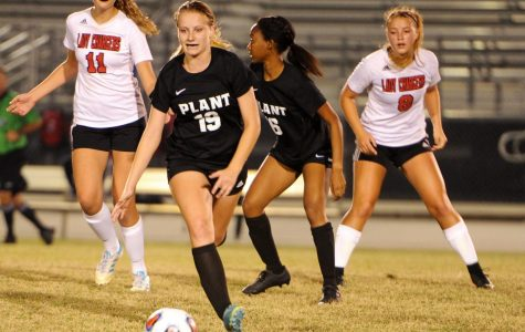 Soccer vs. Strawberry Crest