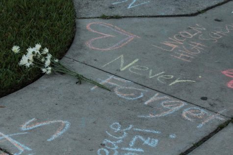Students unite in wake of tragedy