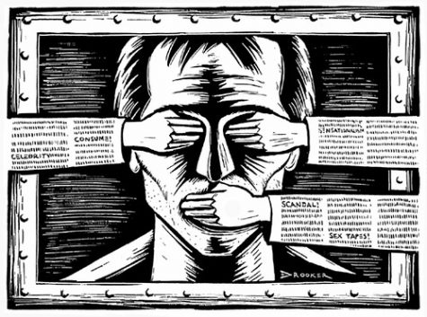 Censorship threatens expression