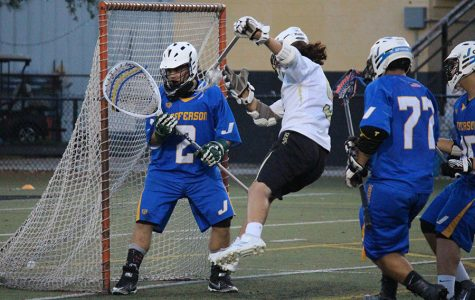 Boys lacrosse beats Jefferson