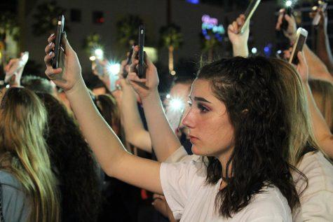 PTA hosts vigil honoring student victims