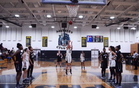 Girls basketball defeats Robinson