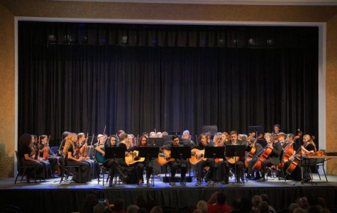 Orchestra concert on 4/26