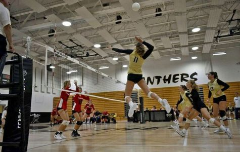Girls volleyball host pre-season tournament