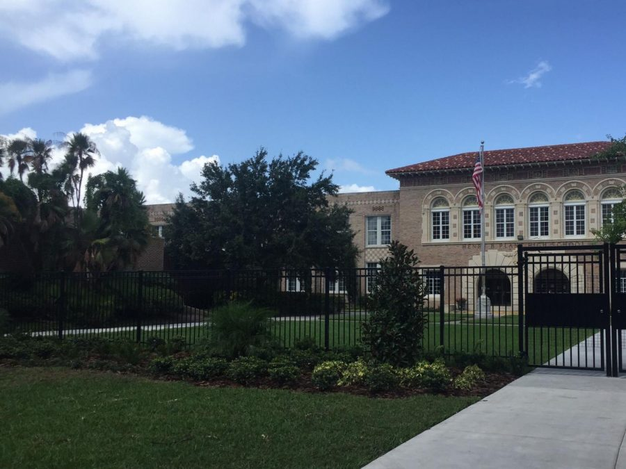 New gate protects students and faculty