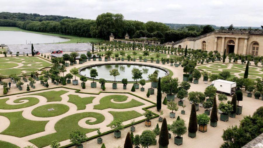 Versailles%2C+France