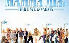 """""""Mamma Mia"""" outperforms sequel"""