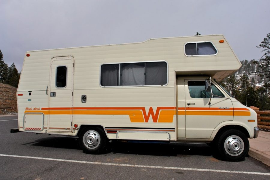 My Rusty Winnebago
