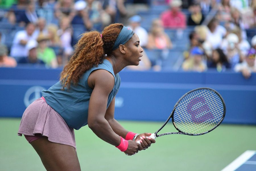 Serena Williams stands up against sexism in U.S. Open