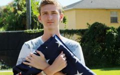 Student shares story, perspective as ROTC member