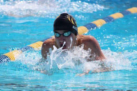 Swim defeats Wharton