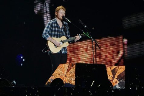 Ed Sheeran set to perform at Raymond James Stadium