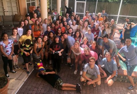 Best Buddies celebrates Halloween