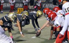 Varsity football prepares to face Gaither in playoffs