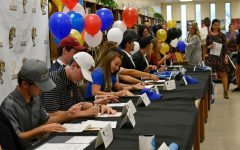 17 students sign letters of intent