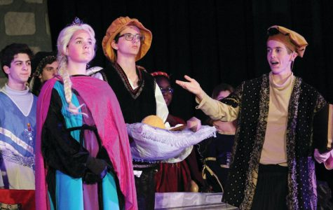 Chorus hosts 'The Snow Queen'