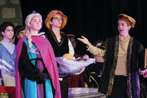 Chorus hosts 'The Snow Queen'
