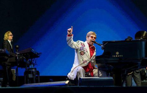 Elton John concert postponed