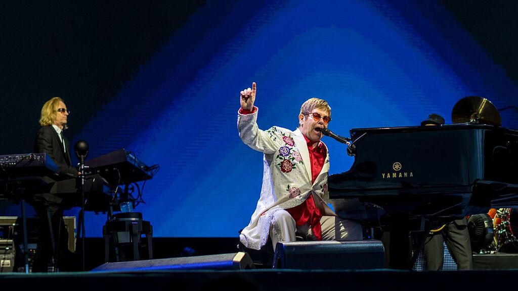 The Farewell Yellow Brick Road tour is Elton John's last tour, and it was scheduled to last from Sept. 2018 to 2021 with more than 300 shows worldwide.   Elton John had postponed the Tampa and Orlando shows of his tour due to an ear infection.