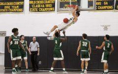 Varsity basketball defeats Sickles