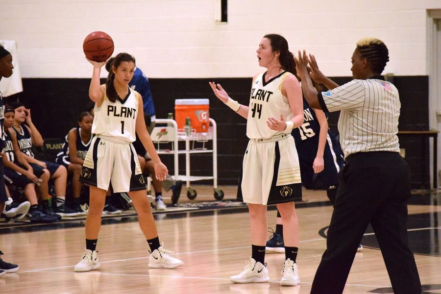 Varsity basketball plays Wharton
