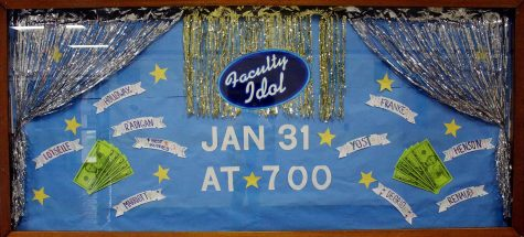 Teachers prepare performances for Faculty Idol