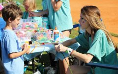 Local first graders attend annual Spring Fling