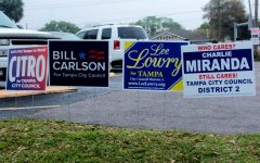 Mayoral candidates fight for votes
