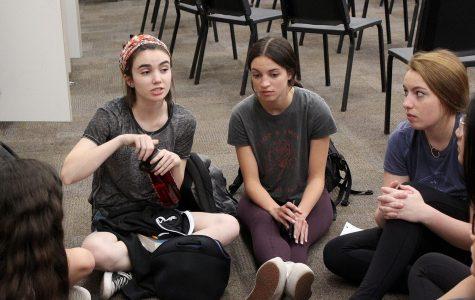A cappella group sings for empowerment, sisterhood