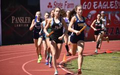 Girls place at track regionals