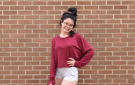 Student shares struggle with eating disorder