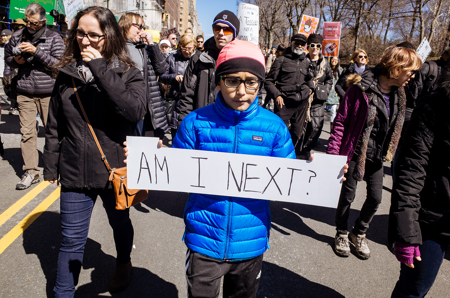 March for Our Lives participants of all ages continue to rally for gun control laws across the U.S. as more bills are proposed regarding the 2nd amendment. The movement was sparked by the Parkland High School shooting in Feb. 2018.