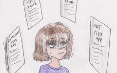 Club applications increase student stress