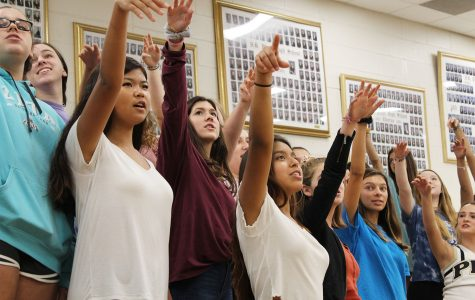 Chorus hosts rehearsals for fall concert