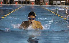 Swim team defeats Sickles