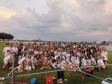 South Tampa Young Life hosts color war